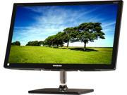 "SAMSUNG C550 Series T24C550ND Charcoal Gray 23.6"" 2ms (GTG) HDMI Widescreen LED Backlight HDTV LCD Monitor"