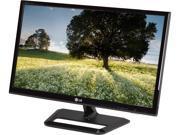"LG M2452D-PU Black 24"" 5ms HDMI Widescreen LED Backlight LCD Monitor (LG recertified Grade A)"
