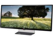 "LG 34UM64-P Black 34"" 5ms Dual HDMI 21:9 UltraWide LED Backlight LCD Monitor IPS panel"