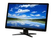 "Acer G6 Series G226HQLBbd (UM.WG6AA.B01) Black 21.5"" 5ms Widescreen LED Backlight LED Monitor"