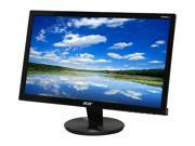 """Acer P Series P206HL BD (ET.DP6HP.005) Black 20"""" 5ms Widescreen LED Backlight LCD Monitor"""