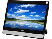 "Acer FT200HQLbmjj Black 20"" 2 x HDMI Touchscreen Monitor&#59; 10-pt Capacitive Touch 100000000:1 Built-in Speakers"