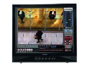 "TOSHIBA P1910A Black 19"" 5ms CCTV LCD Monitor"