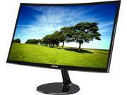"SAMSUNG 390 Series C24F390 Glossy Black 24"" 4ms HDMI Widescreen LED Backlight LCD Monitor"