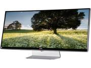 """LG 34UM94-P Black 34"""" 5ms Widescreen LED Backlight LCD Monitor IPS 320 cd/m2, HDMI x 2, DisplayPort, USB 3.0 x 3, ThunderBolt x 2 and Built-in Speakers, DCR 5,000,000:1(1000:1)"""