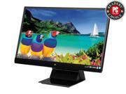 """ViewSonic VX2370Smh-LED Black 23"""" 7ms (GTG) IPS-Panel HDMI Widescreen LED Monitor frameless design Built-in Speakers"""
