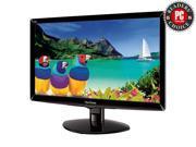 "ViewSonic VA2037m-LED Black 20"" 5ms Widescreen LED Backlight LED Monitor"