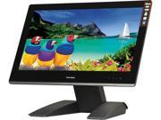 "ViewSonic TD2340 Black 23"" USB Capacitive IPS-Panel Multi-Touch Monitor"