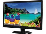 "ViewSonic VA2465SMH Black 23.6"" 6.5ms HDMI Widescreen LED Backlight LCD Monitor"