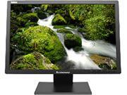 """Lenovo ThinkVision LT2024 Black  20""""  5ms  Widescreen LED Backlight LCD Monitor250 cd/m2  1,000:1"""