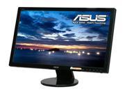 """ASUS VE247H Black 23.6"""" 2ms  HDMI  LED Backlight Widescreen LCD Monitor W/ Speakers"""