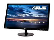 """ASUS VS248H-PB Black 24"""" 2ms GTG HDMI Widescreen LED Monitor, B Grade, Light Scratches On the Screen and / or Bezel"""