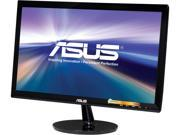 "ASUS VS207T-P Black 19.5"" 5ms Widescreen LED Backlight LCD Monitor"