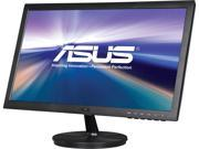 """ASUS VS228T-P Black 21.5"""" 5ms Widescreen LED Backlight LCD Monitor Built-in Speakers"""