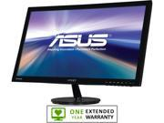 """ASUS VS278Q-P Black 27"""" 1ms (GTG) HDMI Widescreen LED Backlight LCD Monitor With 1 Year Extended Warranty"""