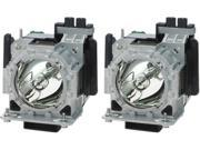 Panasonic ET-LAD310AW Replacement Lamp (2-Pack)
