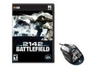 Logitech 932281BUNDLE 2-Tone 6 Buttons 1 x Wheel USB Wired Laser G5 Laser Mouse - Battlefield 2142 Special Edition