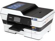 "Brother Business Smart Pro MFC-J6920dw Up to 35ppm (Fast Mode) Up to 22ppm (ISO/IEC 24734) Black Print Speed 6000 x 1200 dpi Color Print Quality InkJet Workgroup Color Printer w/ 3.7"" TouchScreen Disp"