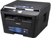 Brother HL-L2380DW 2400 x 600 dpi USB/Wireless Monochrome Multifunction Laser Printer