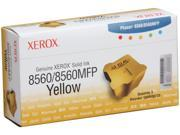 XEROX 108R00725 Solid Ink for Phaser 8560/8560MFP (3 Sticks) Yellow