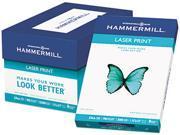 Hammermill 10462-0 Laser Print Office Paper, 98 Brightness, 24lb, 11 x 17, White, 500 Sheets/Ream