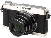 OLYMPUS SH-2 V107090SU000 Silver 16.0 MP 24X Optical Zoom 25mm Wide Angle Digital Camera
