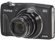 FUJIFILM FinePix F900EXR 16315990 Black 16 MP 20X Optical Zoom 25mm Wide Angle Digital Camera HDTV Output