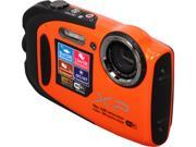 "FUJIFILM FinePix XP70 16409662 Orange 16.4MP 2.7"" 460K Action Camera"
