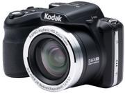 Kodak AZ361-BK Black 16.15 Megapixels 36X Optical Zoom Wide Angle Astro Zoom Digital Camera