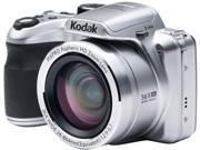Kodak AZ361-SL Silver 16.15 Megapixels 36X Optical Zoom Wide Angle Astro Zoom Digital Camera
