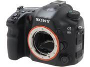 SONY SLT-A99V Black Approx. 24.3 MP Digital SLR Camera - Body