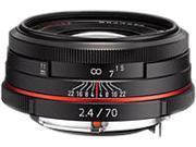 PENTAX 21430 DA 70mm F2.4 Limited Lens