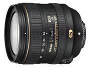 Nikon 20055 AF-S DX NIKKOR 16-80mm f/2.8-4E ED VR Lens Black