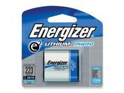 Energizer EL223APBP 1-Pack Li-Ion Photo Battery