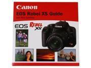 Canon 3834B001 EOS Rebel XS Guide with Rick Sammon