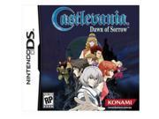 Castlevania: Dawn of Sorrow game