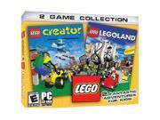 Lego Creator and Lego Land PC Game