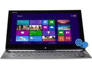 "SONY VAIO Duo Core i5 4GB 128GB SSD 13.3"" FHD Touchscreen 2-in-1 Ultrabook Windows 8.1 (SVD13223CXB)"