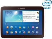 "SAMSUNG Galaxy Tab 3 10.1 Intel Atom Z2560 1GB Memory 16GB 10.1"" Touchscreen Tablet Android 4.2 (Jelly Bean)"