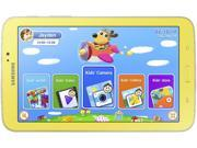 "SAMSUNG Galaxy Tab 3 Kids Dual Core 1.5GB Memory 8GB ROM 7.0"" Touchscreen Tablet Android 4.2 (Jelly Bean)"