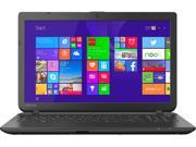 "TOSHIBA Laptop Satellite C55-B5296 Intel Celeron N2830 (2.16GHz) 4GB Memory 500GB HDD Intel HD Graphics 15.6"" Windows 8.1 with Bing"