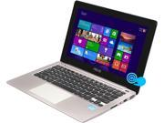"ASUS VivoBook X202E-DH31T 11.6"" Touchscreen Notebook Intel Core i3 3217U 4GB 500 GB HDD Intel HD Graphics 4000"