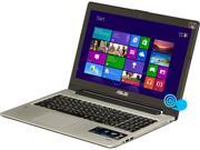 "Asus VivoBook S550CA-DS51T 15.6"" LED Ultrabook - Intel Core i5 i5-3317U 1.70 GHz - Black"