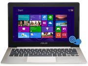 "ASUS Laptop X202E-DB91T Intel Pentium dual-core 987 (1.5GHz) 4GB Memory 500GB HDD Intel HD Graphics 11.6"" Touchscreen Windows 8 64-bit"