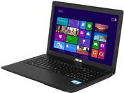 "ASUS Laptop D550CA-BH21 Intel Pentium 2117U (1.80GHz) 4GB Memory 320GB HDD Intel HD Graphics 15.6"" Windows 8 64-bit"