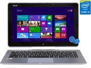 "ASUS (T300LA-DH51T) Core i5 4200U (1.60GHz) 4GB Memory 128GB SSD 13.3"" Touchscreen 2-in-1 Tablet/Ultrabook Windows 8 (64bit)"