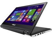 "ASUS Transformer Book Flip TP300LA-QB52T-CB Intel Core i5 4210U (1.70GHz) 6GB Memory 1TB HDD 13.3"" Touchscreen Ultrabook, French Bilingual Windows 8.1 64-bit"