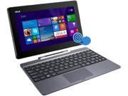"ASUS Transformer Book T100TAF-B1-BF 2-in-1 Tablet Intel Atom Z3735F (1.33 GHz) 32 GB SSD Intel HD Graphics Shared memory 10.1"" Touchscreen Windows 8.1 32-Bit"