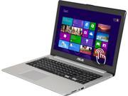 "ASUS Laptop VivoBook S551LB-DS71T-CA Intel Core i7 4500U (1.80 GHz) 6 GB Memory 1 TB HDD 24 GB SSD NVIDIA GeForce GT 740M 15.6"" Touchscreen Windows 8 64-Bit"