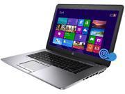 "HP Laptop EliteBook J5N87UT#ABA AMD A-Series A10 Pro-7350B (2.10GHz) 4GB Memory 180GB SSD AMD Radeon R6 Series 15.6"" Windows 8.1 64-Bit"